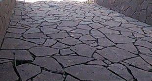 سنگ ورقه ای طوسی ایرانی