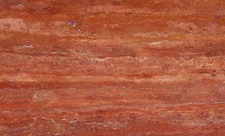فروش عمده سنگ تراورتن قرمز اصفهان